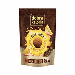Kulki mocy kakao nuta pomarańczy 65g Dobra Kaliria-8836