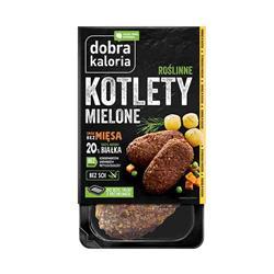 Kotlety roślinne mielone 200g Dobra Kaloria-8844