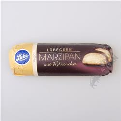 Marcepan w ciemnej czekoladzie 50g Lubs