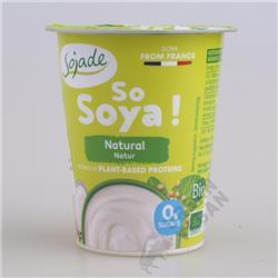 Jogurt sojowy naturalny 125g Sojade