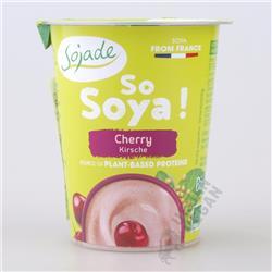 Jogurt sojowy wiśniowy 125g Sojade