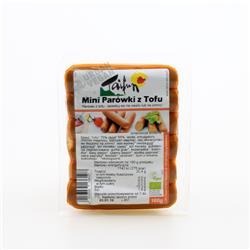 Mini parówki z tofu wędzone 160g Taifun