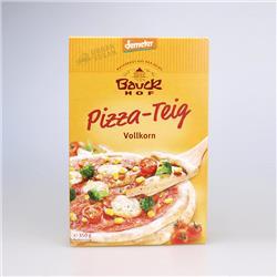 Mieszanka pełnoziarnista na pizzę 350g Bio Bauck