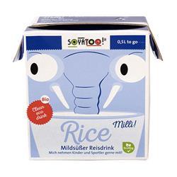 Napój ryżowy 500ml Soyatoo