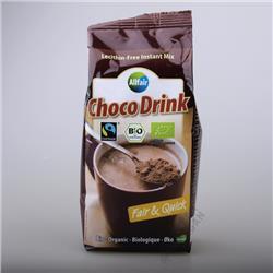 Napój kakaowy instant BIO 400g Allfair