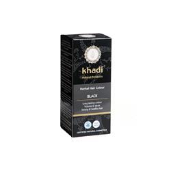 Henna czarna 100g Khadi