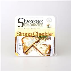 Ser Strong Cheddar 227g Sheese
