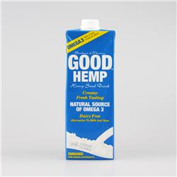 Mleko konopne 1l Good Hemp