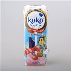 Napój kokosowo-truskawkowy 250ml Koko