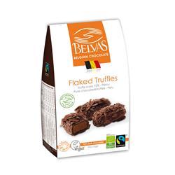 Truffle belgijskie 72% kakao 100g Belvas