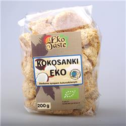 Kokosanki BIO 200g Eko Taste