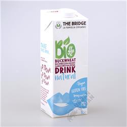 Napój gryczano-ryżowy BIO 1l The Bridge